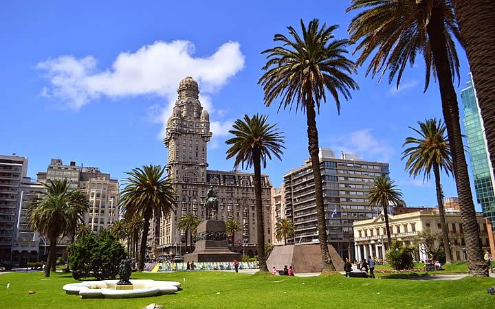 Montevidéu em Uruguai