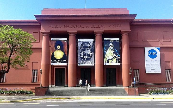Museu Belas Artes - Buenos Aires