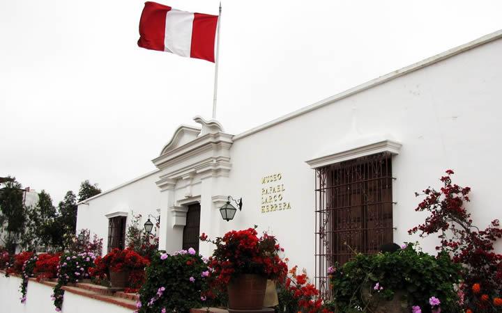 Museu Larco - Lima