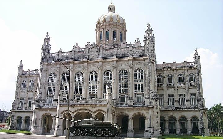 Museu da Revolução - Havana