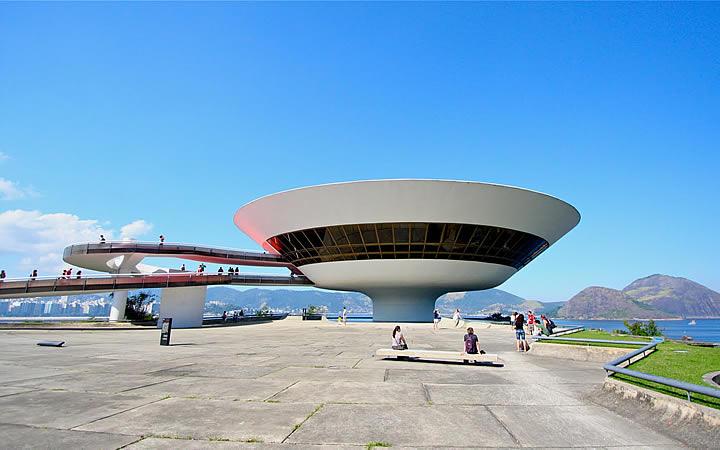 Museu de Arte Contemporânea - Niterói