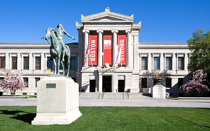 Museu de Belas Artes - Boston