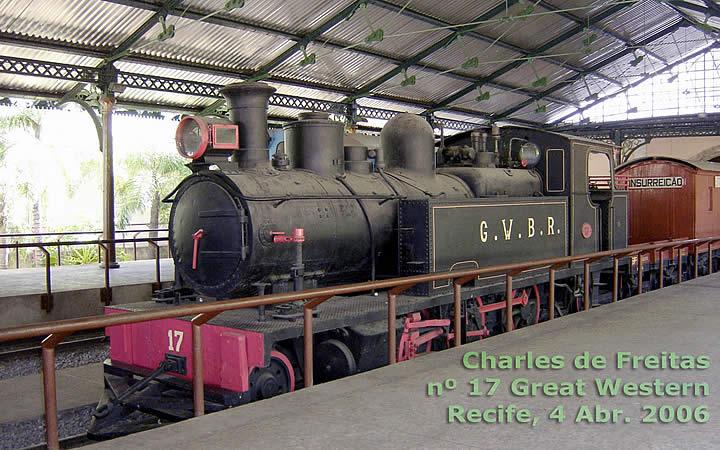 Museu dos trens - Recife