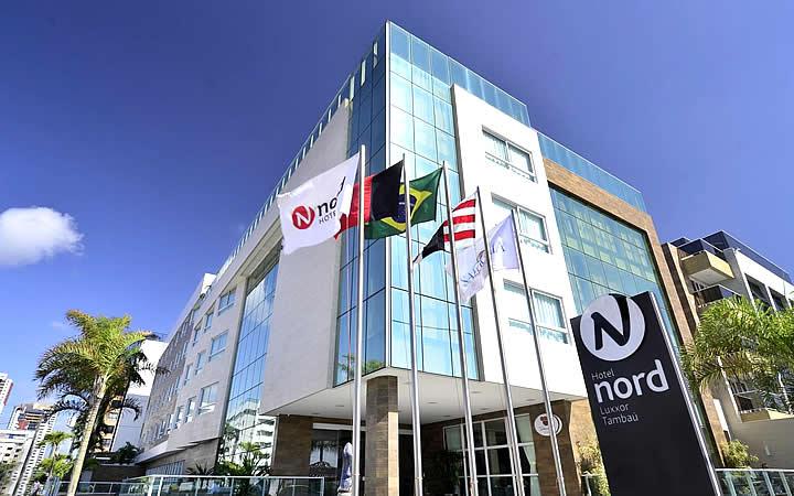 Nord Luxxor Hotel - João Pessoa