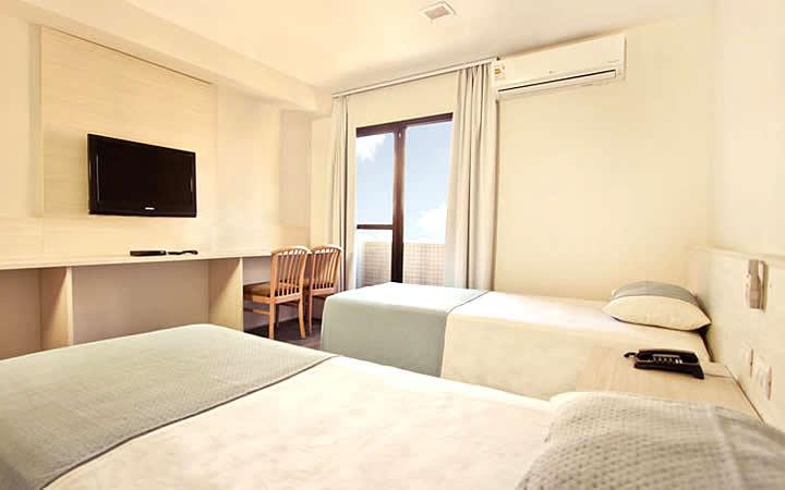 Novo Vernon Hotel - Curitiba
