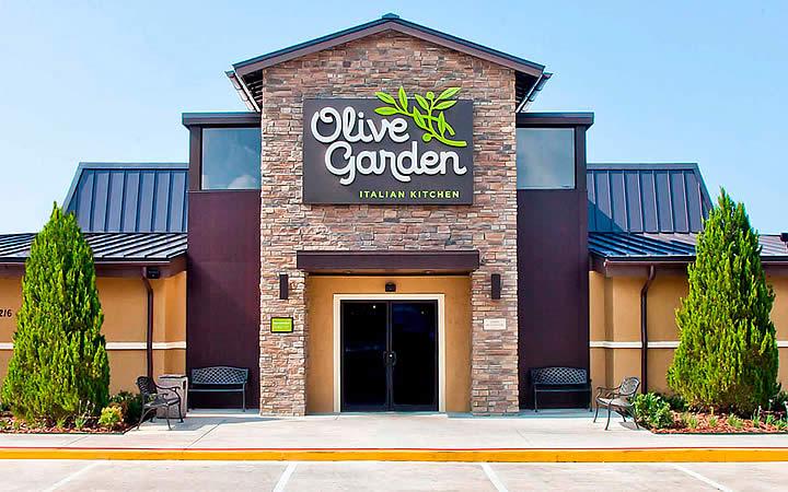 Olive Gardem - Orlando