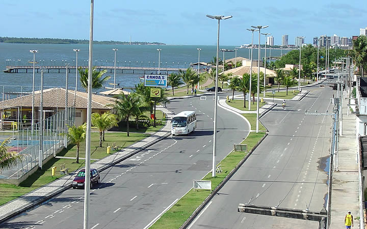 Orla do Bairro Industrial - Aracaju