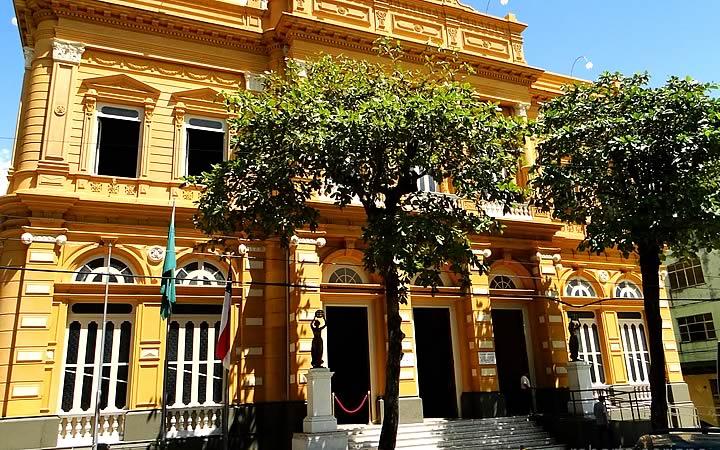 Palácio Rio Branco - Manaus