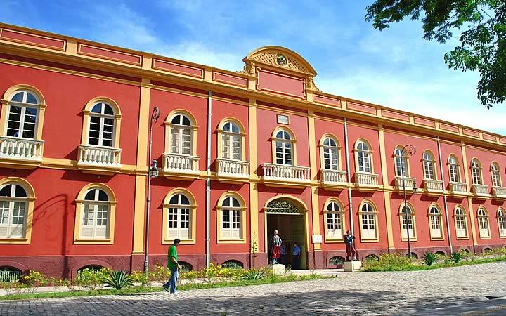 Palacete provincial - Manaus