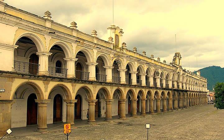 Palacio de los Capitanes Generales - Havana