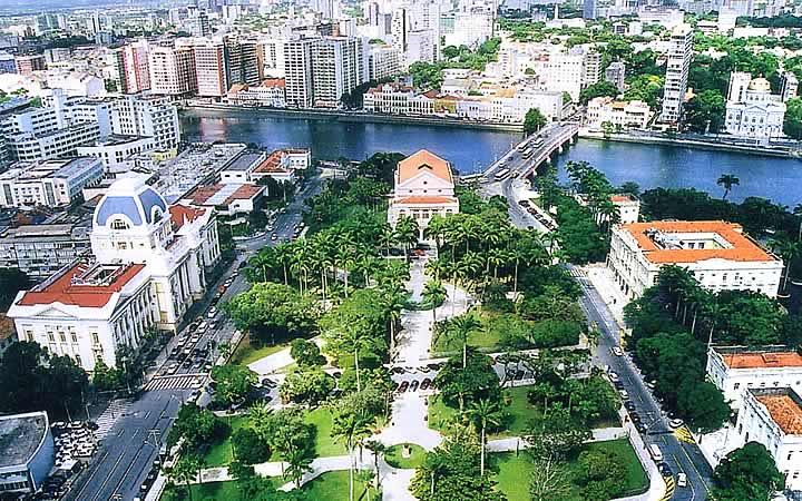 Parque 13 de Maio - Recife