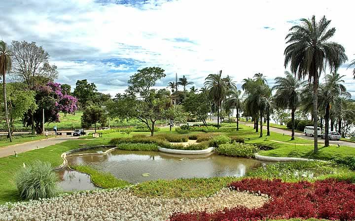 Parque Burle Marx - jardim - Belo Horizonte