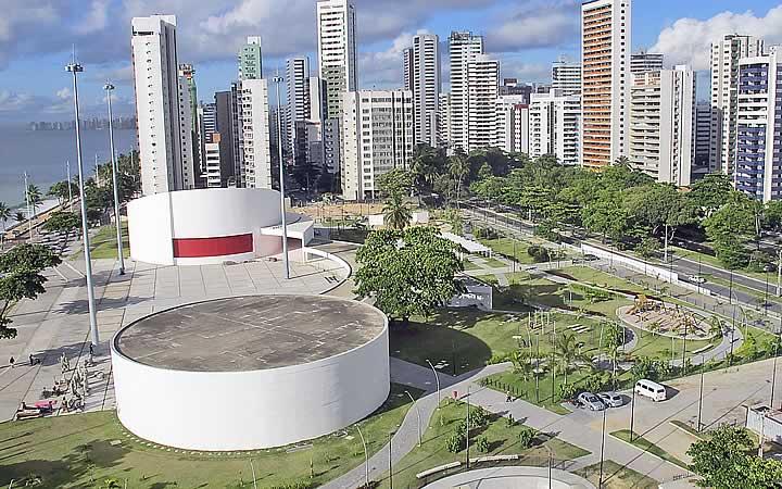 Parque Dona Lindu - Recife