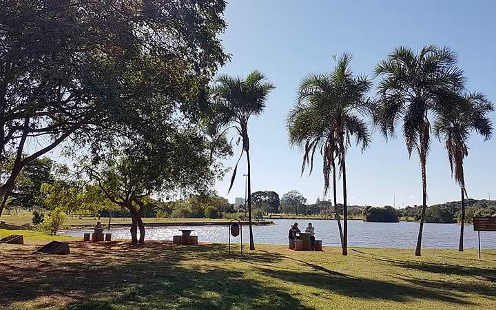 Parque Sarah Kubitschek - Brasília