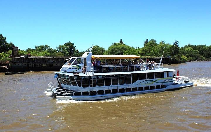 Passeio Pelo Rio Tigre - Buenos Aires