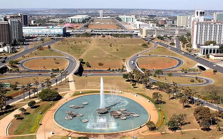 Plano Piloto Brasilia
