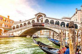 Ponte Railto - Veneza