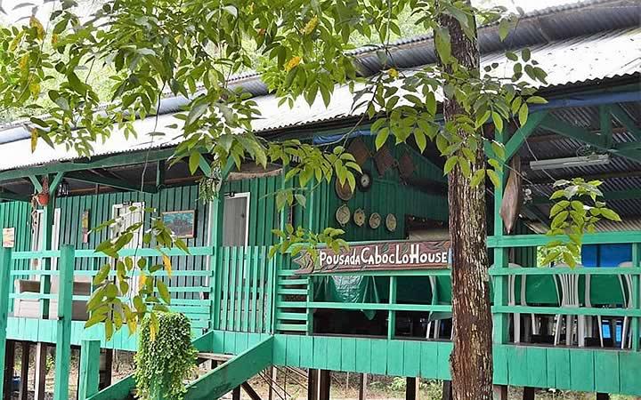 Pousada Caboclos House - Manaus