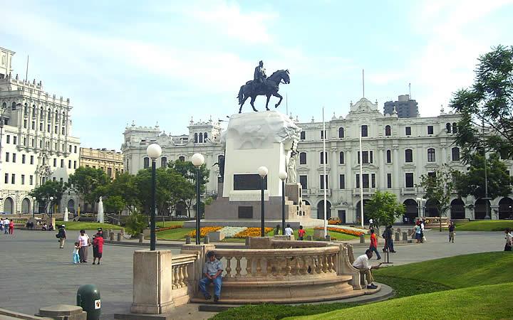 Praça de San Martin