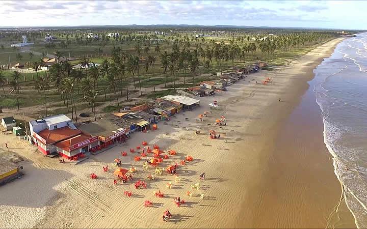 Praia da Costa - Barra dos Coqueiros