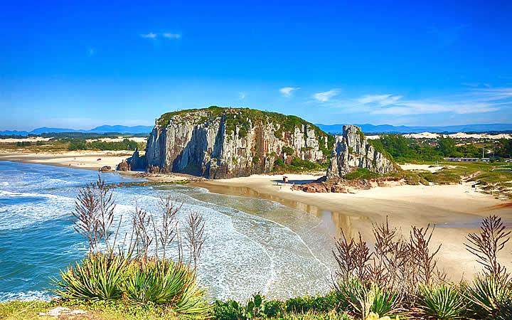 Praia da Guarita - Torres em Rio Grande do Sul