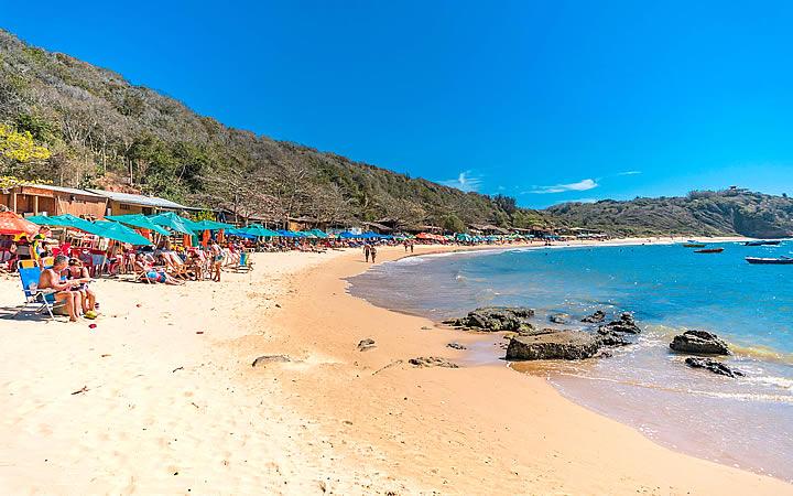 Praia da Tartaruga - Búzios