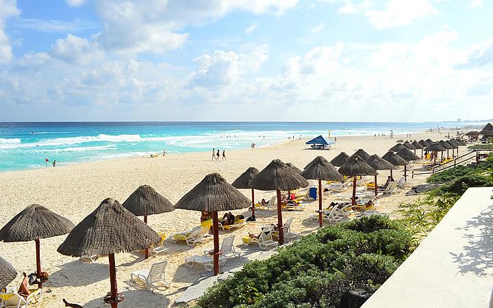 Praia de Cancún