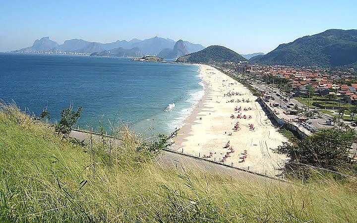 Praia de Piratininga - Niterói