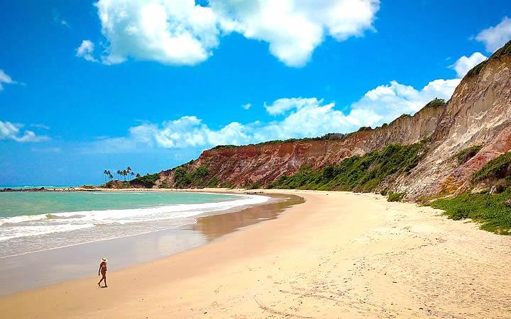 Praia de Tabatinga - João Pessoa