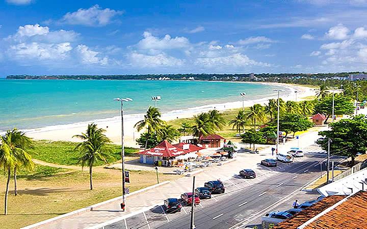 Praia de Tambaú - João Pessoa
