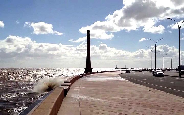 Rio de La Plata - Montevidéu - Uruguai
