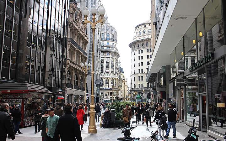 Rua Florida - Buenos Aires