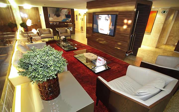 Savassi Hotel - Recepção