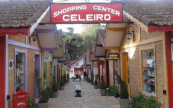 Shopping Center Celeiro - Monte Verde