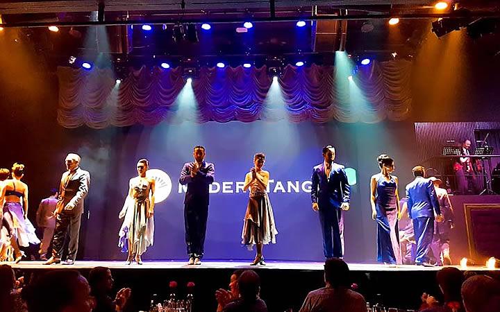 Show de Madero Tango - Buenos Aires