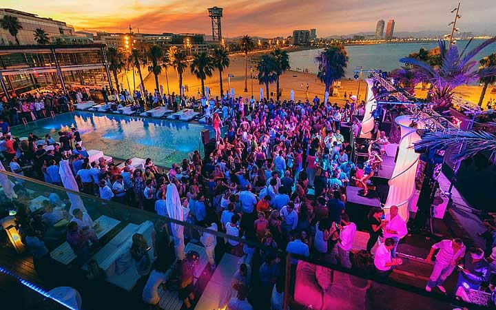 Tel Aviv - Barcelona