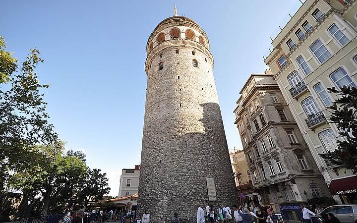 Torre Galata - Istambul