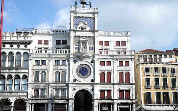 Torre do Relógio - Veneza