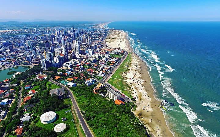 Torres Beach - Rio Grande do Sul
