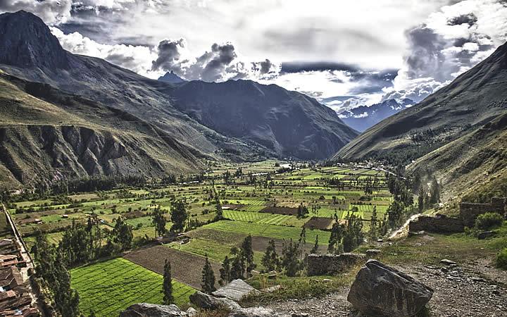 Vale Sagrado - Lima