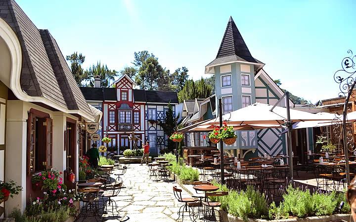 Vila St. Gallen - Teresópolis