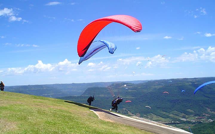 Voo Livre - Nova Petrópolis - Rio Grande do Sul
