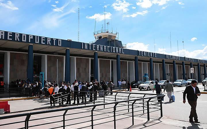 Aeroporto Internacional Alejandro Velasco Astete em Cusco