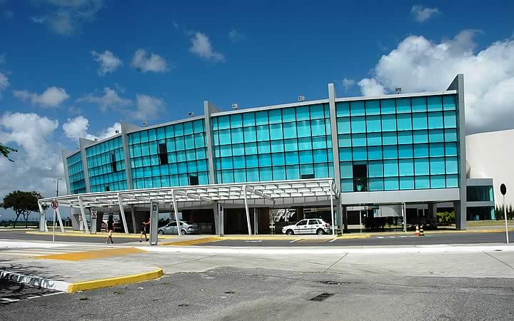 Aeroporto Internacional Castro Pinto - João Pessoa