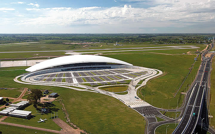 Aeroporto Internacional de Carrasco - Montevidéu