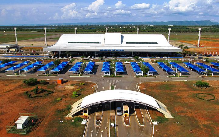 Aeroporto de Palmas - Jalapão