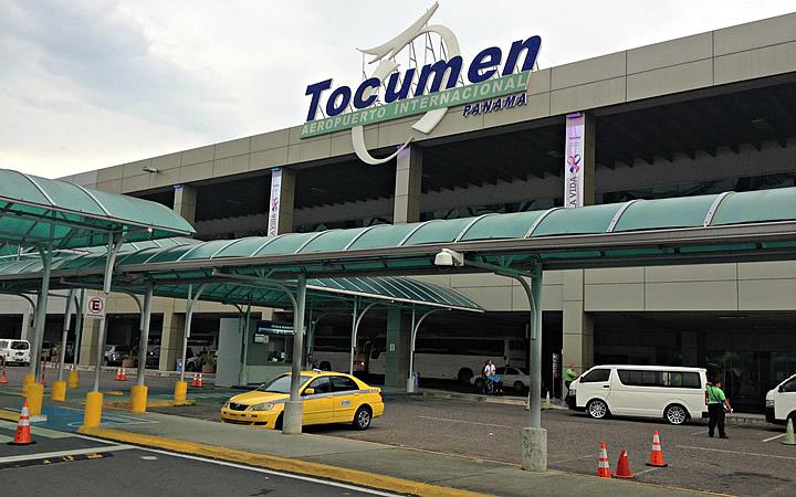 Aeroporto em Tocumen - Panamá