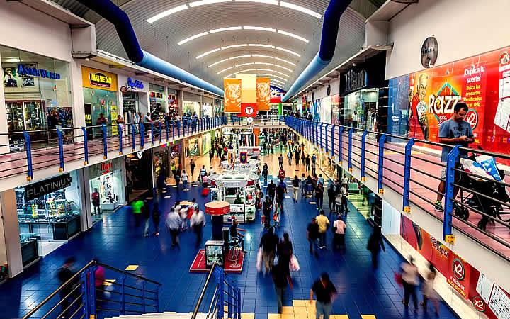 Albrook Mall no Panamá