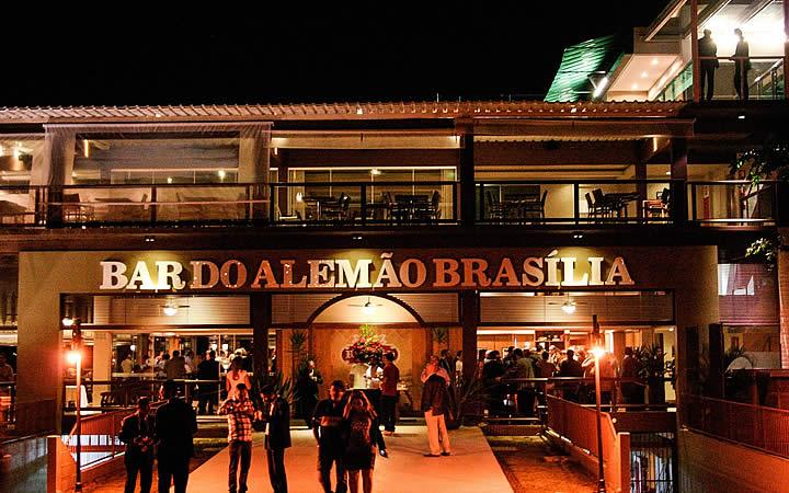 Bar Brasília - São Paulo
