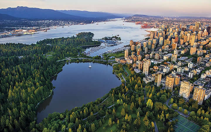 British Columbia - Vancouver